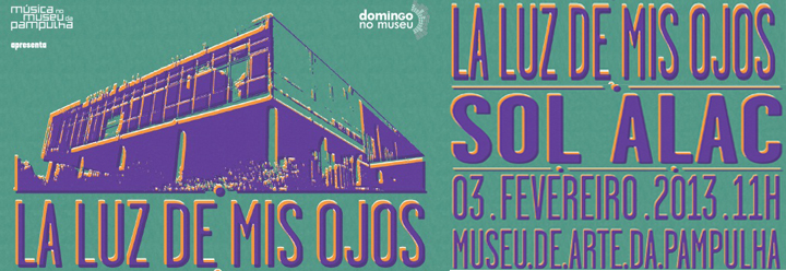 Sol Alac abre a temporada 2013 do projeto Domingo no Museu