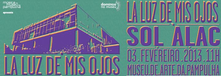 Sol Alac abre a temporada 2013 do projeto Domingo no Museu